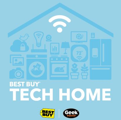 Visit Best Buy Tech Home + Win $10,000 Best Buy Gift Card #BestBuyTechHome ad