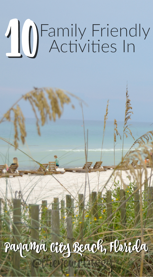 10 Family Friendly Activities in Panama City Beach