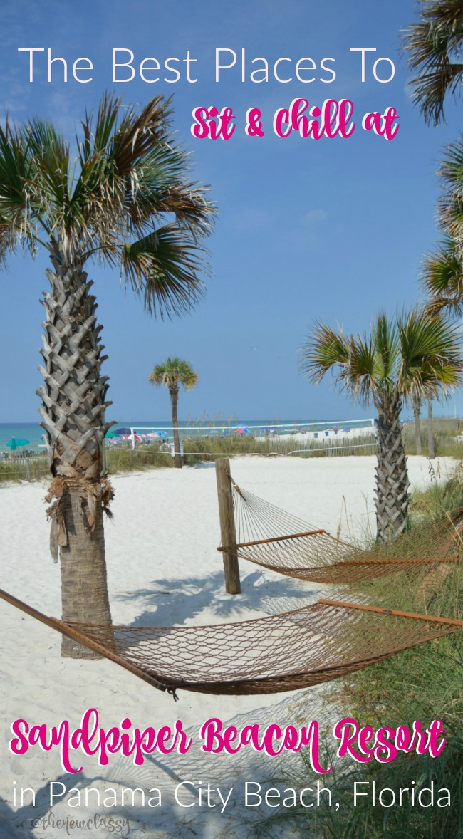 The Best Places To Sit Chill At Sandpiper Beacon Resort In Panama City Beach