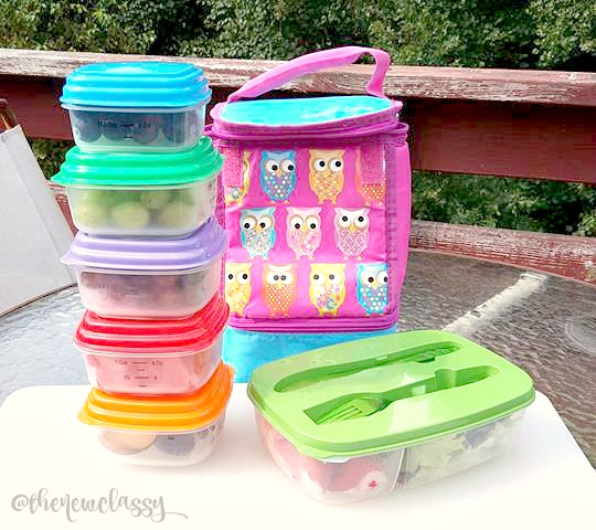 Back To School Lunches On A Budget #PacknSnap #savealotinsiders