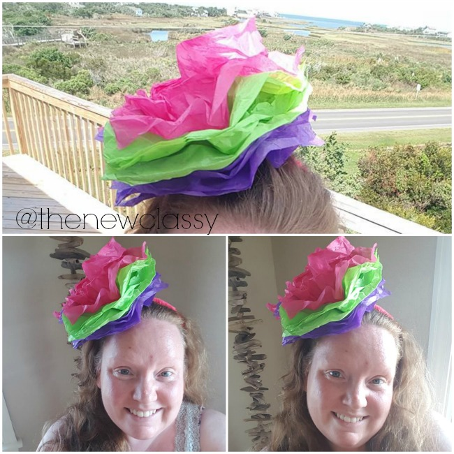 Easy Kid's DIY Flower Headband Inspired By Creative Galaxy #sponsored #CreativeGalaxy