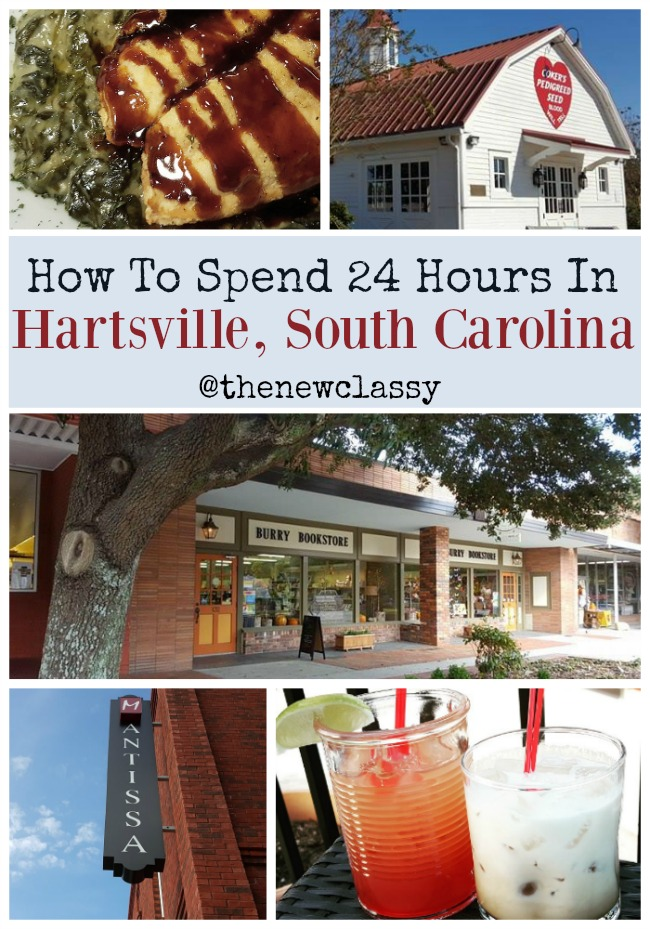 How To Spend 24 Hours In Hartsville #experiencehartsville sponsored