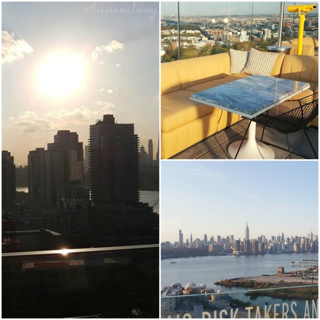 William Vale Hotel Room Tour + Sweet Balcony View Of Manhattan