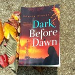 "Win An Autographed Copy Of Monica McGurk's ""Dark Before Dawn"" {US Ends 11/27} #dawnbeforedawn ad"