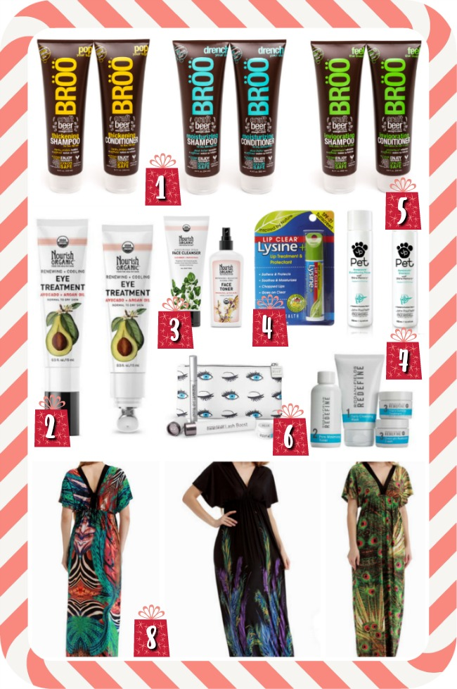 Holiday Gift Guide Beauty and Fashion Edition #sponsored