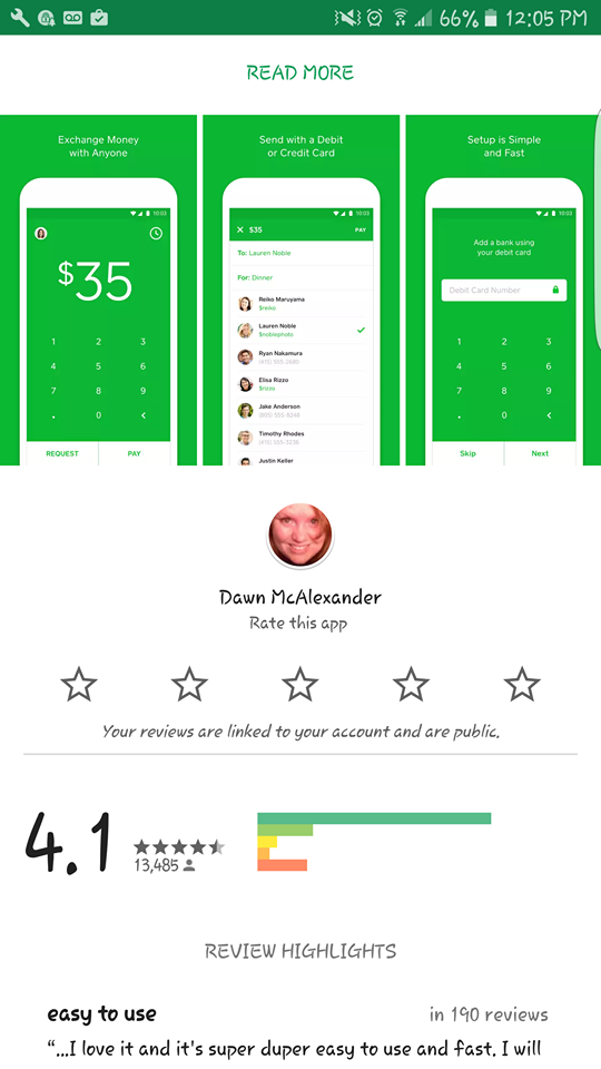 Splitting Bills & Paying People Back Made Easy With The Square Cash App #ad #SquareCash
