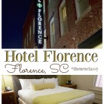 A Tour Of The Beautiful Hotel Florence #sponsored #VisitFlo