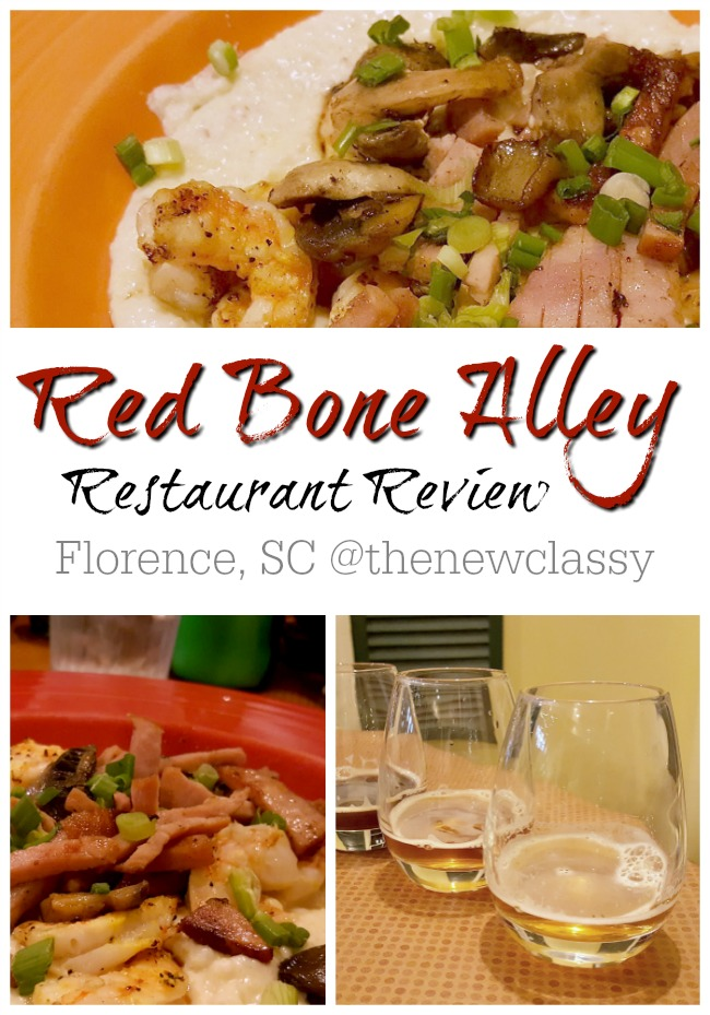 Florence, South Carolina's Red Bone Alley Review [sponsored] #visitflo