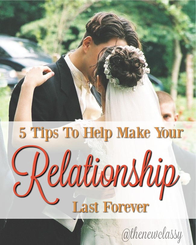 make your relationship last forever