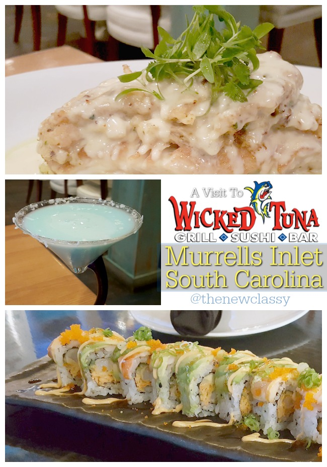 The Wicked Tuna: Fresh, Hook To Plate Seafood In Murrells Inlet [sponsored] #MyMyrtleBeach #HookToPlate