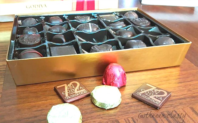 Say I Love You With Godiva Chocolate This Valentine's Day #ad #GiveGodiva