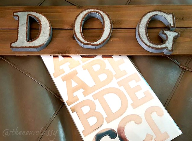 DIY Dog Food Station From An Upcycled Kitchen Recycler #ad #FeedDogsPurina