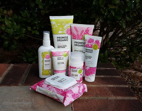 Combating Dry Skin With All Natural Products From Promise Organic