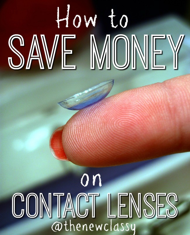 Great Coupons To Help You Save Money On Contact Lenses #sponsored