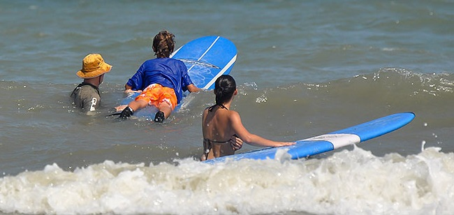 5 Places To Take Surfing Lessons On Vacation This Summer