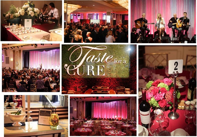 UCLA's 22nd Annual Taste For A Cure Event To Take Place 4/28