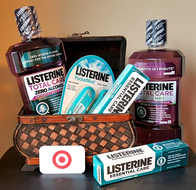 Back To School Dental Care Gift Basket Idea #ad #BackToBold