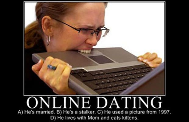 On What It's Like Online Dating At 40