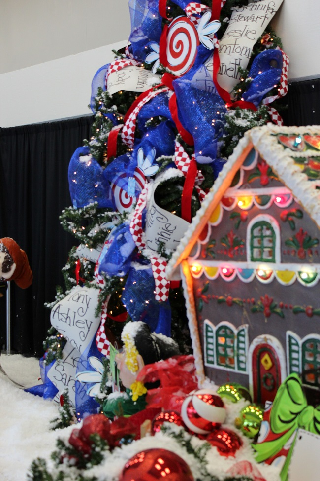 51st Annual Holly Day Fair Shopping Extravaganza November 2-5 in Fayetteville