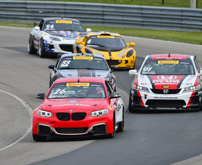 Win A Weekend Family 4 Pack To The Pirelli World Challenge
