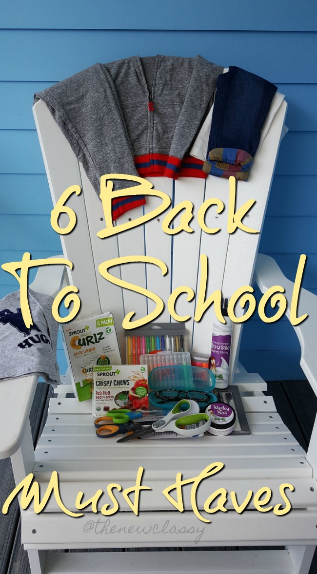 6 Back To School Must Haves For The New Year #SchoolBBoxx