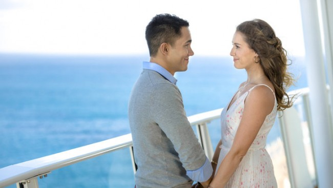 """Love At Sea"" Premieres This Saturday 8/11 at 9PM EST On Hallmark Channel"