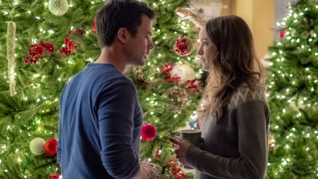 """Christmas Joy"" Premieres Saturday 11/3 at 8PM EST On Hallmark Channel #ChristmasJoy #CountdownToChristmas"