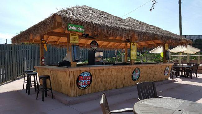 Wet 'N Wild Emerald Pointe: Now Offering A Beer Garden