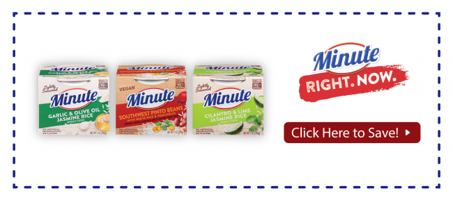 Minute® Ready To Serve Rice At Walmart