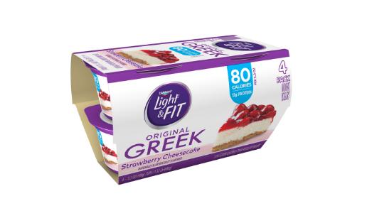 Save $1.00/1 Dannon Light & Fit Greek Yogurt 4-Packs At Publix