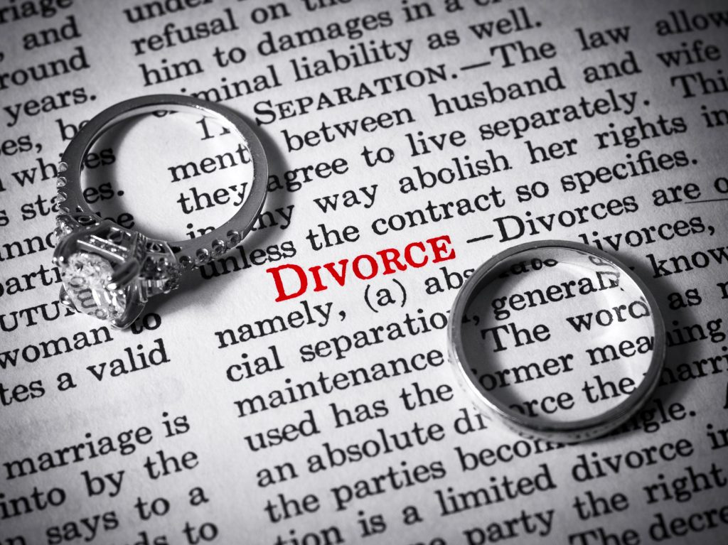 financial future after divorce
